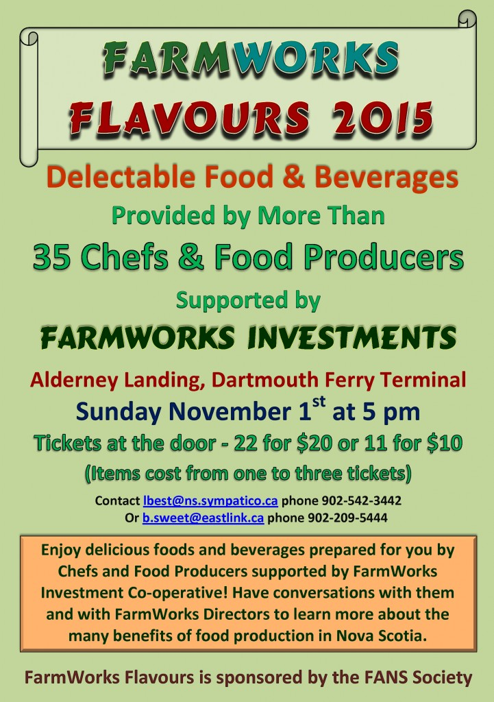 Flavours 2015 11x17